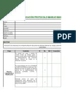 Pauta Verificacion Manejo Manual de Carga (2018)