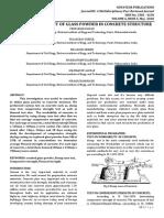 JournalNX-Glass Powder Concrete