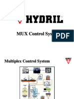 MUX Control System-James