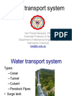 L5 Water Transport System