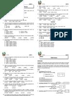 formula empirica y molecular