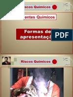 Riscos Quimicos - Parte 4 Vias de Absorção PDF NE