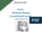 Curso Desenho Manga Sp 92571