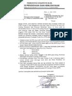 Surat Sertifikasi