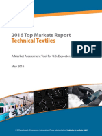 Textiles Top Markets Report