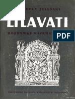 Lilavati - Rozrywki Matematyczne - Szczepan Jeleński