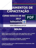 Treinamento Solda Lead Free 2017