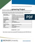 2015 CHE4180 Unit Guide (Malaysia)-V020315