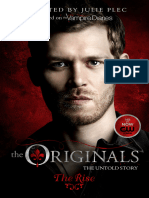 Julie Plec - The Originals the Rise