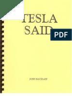 Ratzlaff, J.T. - Tesla Said -- 302