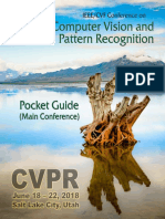CVPR 2018 Pocket Guide Main Conference