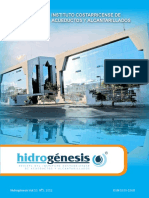 Revista Hidrogénesis Vol. 10 No. 1. 2012