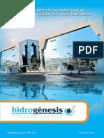 Revista Hidrogénesis Vol. 10 No. 1. 2012