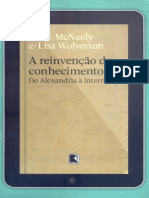 A Reinvencao do Conhecimento - Ian F - Cópia.pdf