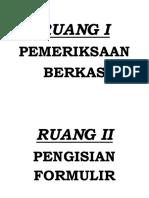 145280335 Program Kerja Tahunan Kepala Tata Usaha