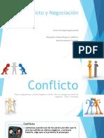 Trabajo Negociacion Conflicto