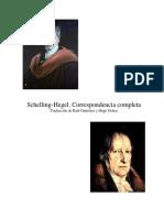 3330548 Correspondencia Entre Hegel y Schelling