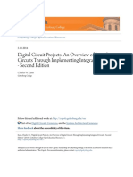 Digital Circuit Projects_ An Overview of Digital Circuits Through.pdf