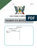 Diario Da Republica n.º 2018_20
