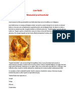 Acordajul cu Leul-Animal totem