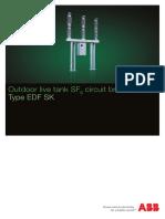 Outdoor live tank SF6 circuit breaker Type EDF SK.pdf