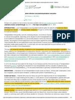 Liver Transplantation in Adults_ Patient Selection and Pretransplantation Evaluation - UpToDate