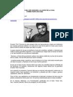 La Otra Cara Del Che Guevara