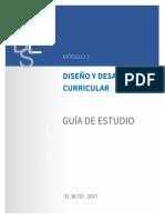 Guía de Estudio - Mod 3
