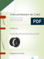 Diseño de un intercambiador de Calor