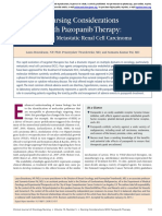 Pazopanib Therapy