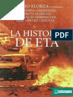 La historia de ETA - Antonio Elorza (coordinador).epub