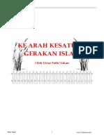 Ke Arah Kesatuan Gerakan Islam - Fathi Yakan.pdf