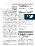 Modifican Directivas 001 y 002 - 2017-Invierte.pe