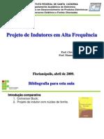 Projeto de Indutores Em Alta Frequencia - UFSC