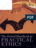 Hugh LaFollette The Oxford Handbook of Practical Ethics   2005.pdf
