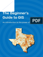 Beginner's guide to GIS