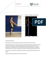 Analisis Podometrico y Postural Keyvin
