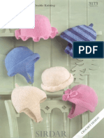CROCHET - Sirdar 3173 - Crochet hats [0m-6y].pdf