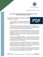 Posicionamiento de la Provincia Mexicana de la Compañía de Jesús sobre la publicación del Periódico La Jornada