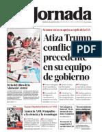 La Jornada DOMINGO 19 DE AGOSTO DE 2018