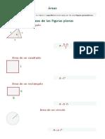 Áreas geometria.docx
