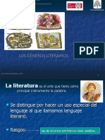 Tema 7 Los Generos Literarios