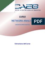 Temario Análisis de Redes Urbanas Con Network Analyst