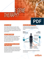 Gene Therapy Information