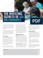 The Investing Secrets of ISA Millionaires 0318