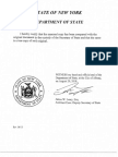 Dos Certify Copy