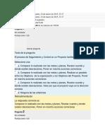 EXAMEN GERENCIA DE PROYECTOS