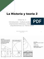 Introducion Andean Culture y Arquitecture Clase 3
