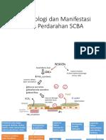 Patofisiologi Dan Manifestasi Klinis Perdarahan SCBA