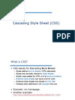 CSS in Practice